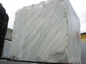 Large block of marble
